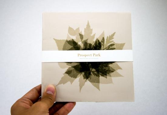 prospect park photo book